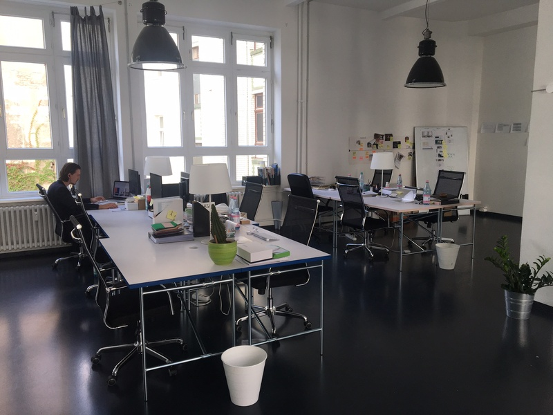 Office loft in Berlin - Kreuzberg 250m2