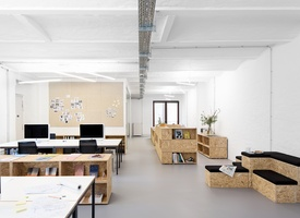 Freie Arbeitsplätze in Agentur Büro / Körtekiez Berlin