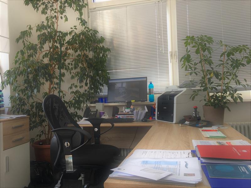 Nachmieter für Büro mit schöner Aussicht gesucht!