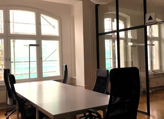 Enjoy Coworking Space by Hackescher Markt