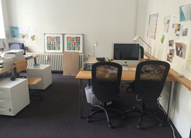 Büroraum in Bürogemeinschaft - Berlin - Kreuzberg
