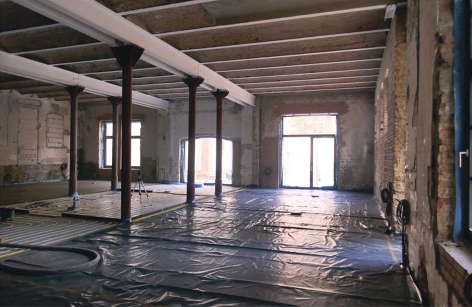 360qm PROVISIONSFREI Gewerbe Loft Bürofläche in Kreuzberg - Erstbezug nach Sanierung