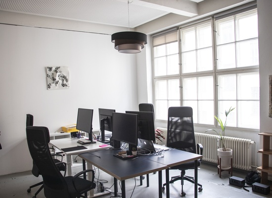IDEAL FÜR STARTUPS - kleines all-inclusive Loft-Office