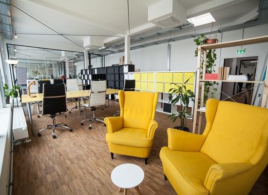 Helle Bürofläche im Herzen Berlins ab 01.12.16 zu vermieten