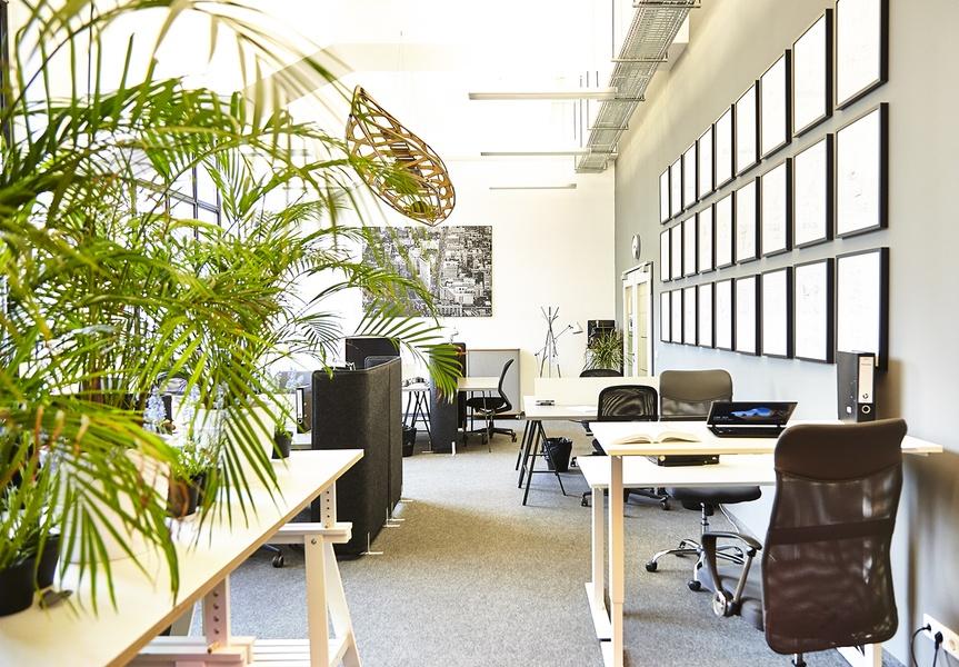 Coworking Space Hot desk (zurzeit nicht verfügbar/currently not available)
