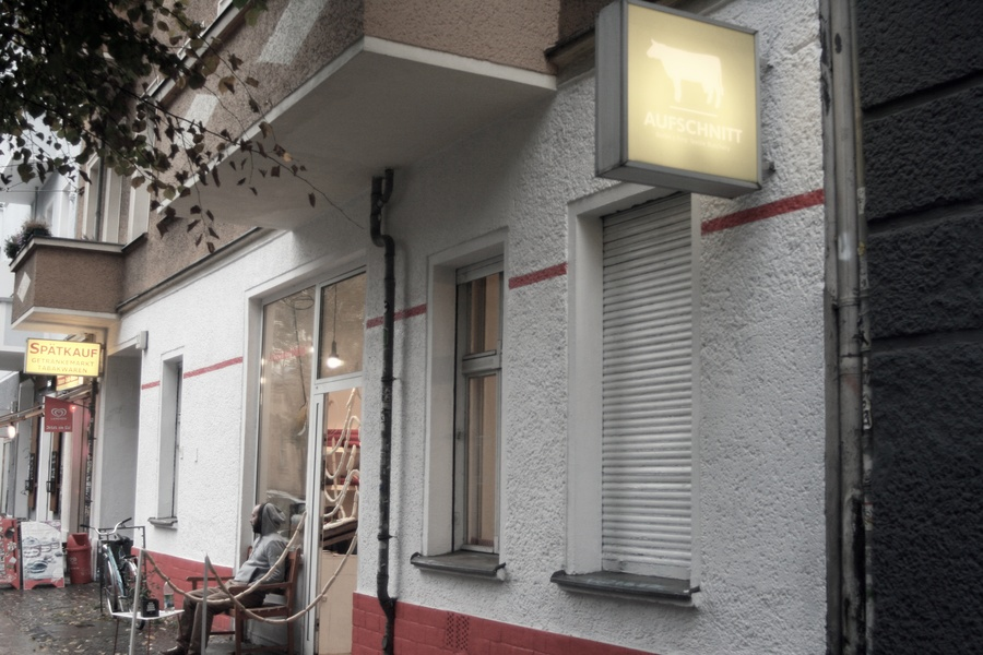 Büroarbeitsplatz in Friedrichshain zu vermieten