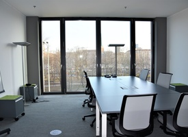 1 Big office for up to 7 people at TechCode Berlin from April