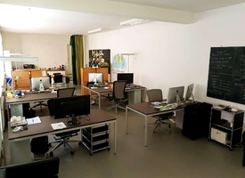Multigence Coworking Space Available Now
