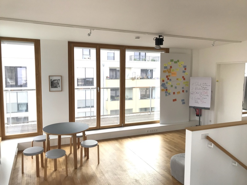Desks available for rent in Berlin-Mitte