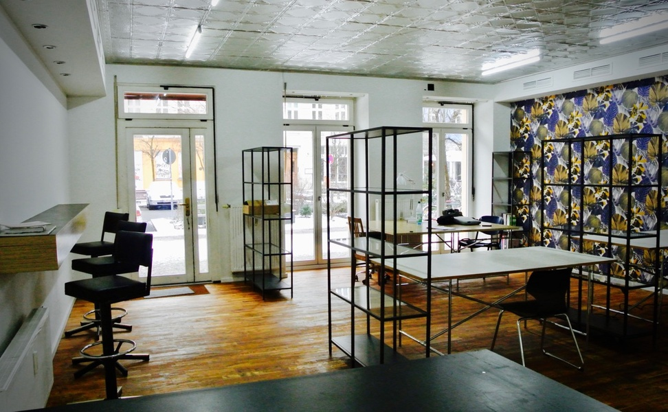 Work space available in new office - Prenzlauer Berg/Mitte