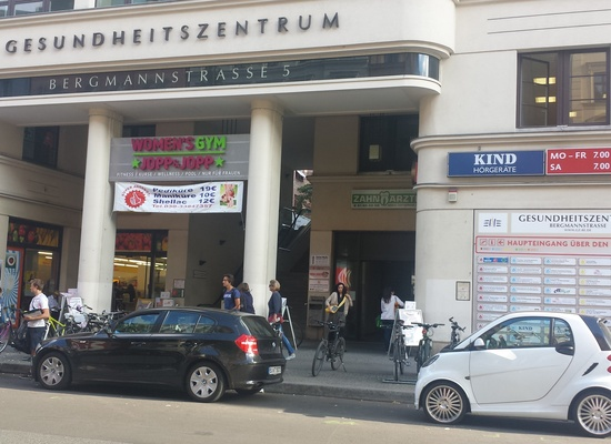 """10 Rooms available for rent until 28th of February 2018 in the beautiful and trendy district """"Bergmannkiez"""""""