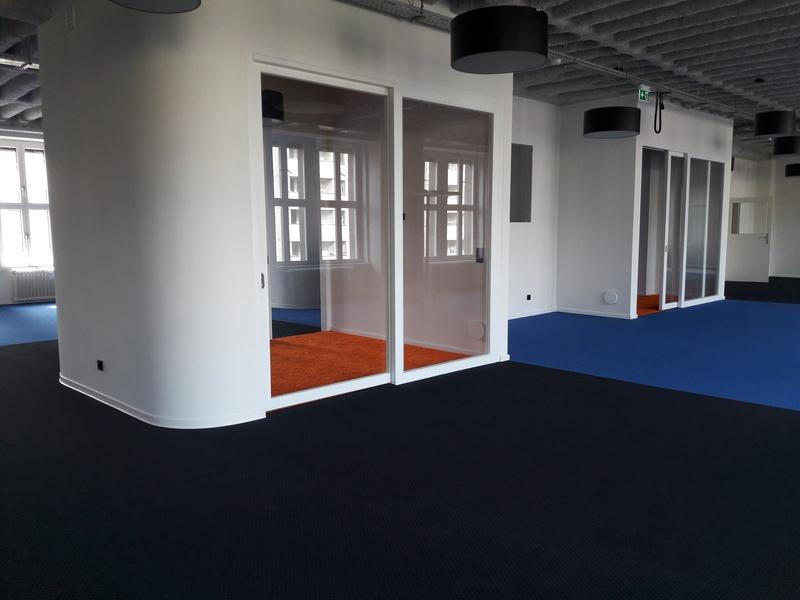 360 qm frisch sanierte Bürofläche in Berlin-Schöneberg - ab sofort bezugsbereit