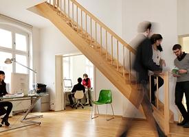 Work Spaces / Raum in Mitte / Oranienburger Tor