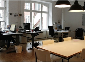 Top Startup location – close to Hackescher Markt and Rosenthaler Platz