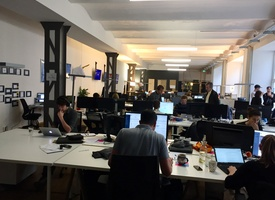 Furnished Office 360 m2 in Berlin-Mitte