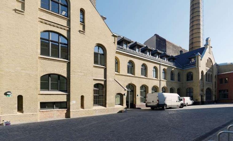 Stylische Bürofläche in ehemaliger Brauerei im Herzen von Berlin Mitte/Moabit - All-in-Miete