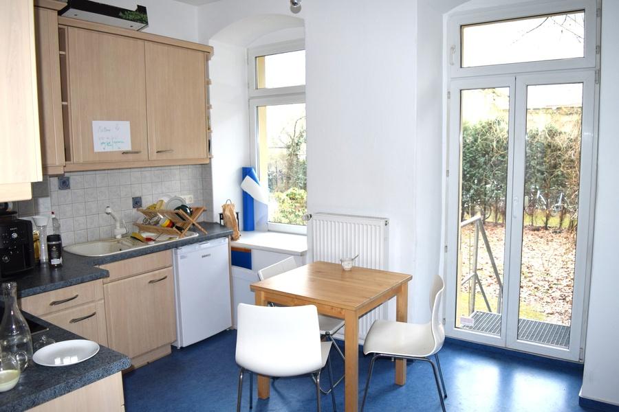 1 desk in a 100 m² office in Berlin Mitte
