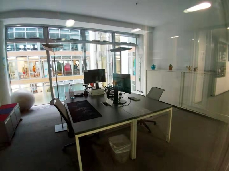 3 medium offices near Alexanderplatz each for up to 5 people at TechCode Berlin available from NOW on