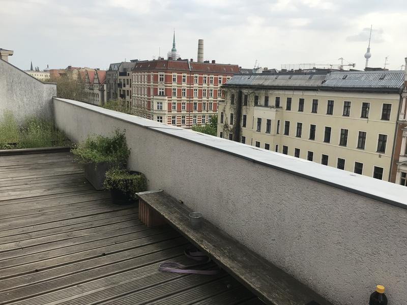 Arbeiten auf der Sonnenseite Berlins