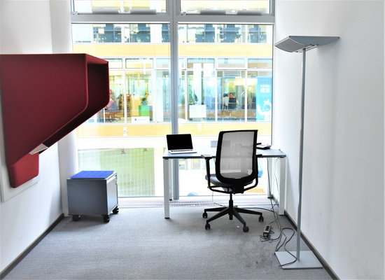 TechCode Berlin: spacious office for teams up to 10 members: 400EUR  p. Person/Month: COWORK, CONNECT, CREATE