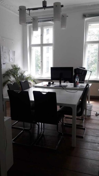 1-2 Room(s) in Mitte (Option from 16m2 to 36m2)