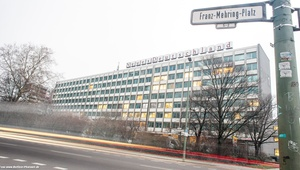 Office in Berlin Friedrichshain Kreuzberg Mitte, close to Ostbahnhof station