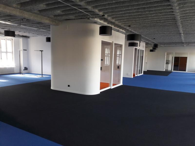 Büroflächen in Berlin-Schöneberg (Kleistpark) zu vermieten