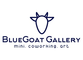 Creative ​Ambitions? bluegoatgallery.com - ​mini. coworking. art