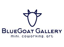 Creative Ambitions? bluegoatgallery.com - mini. coworking. art