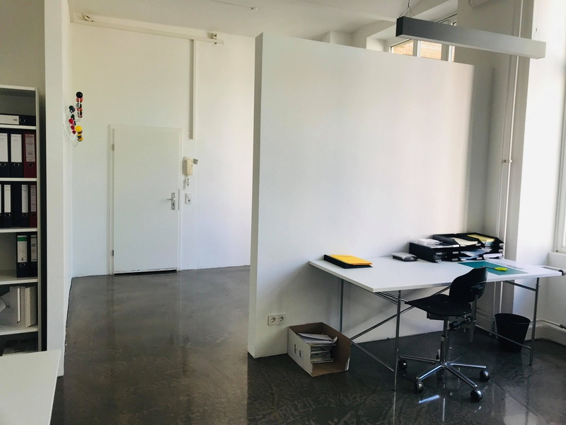Bright and super beautiful Loft Office space in Kreuzberg (2 min from Moritzplatz)