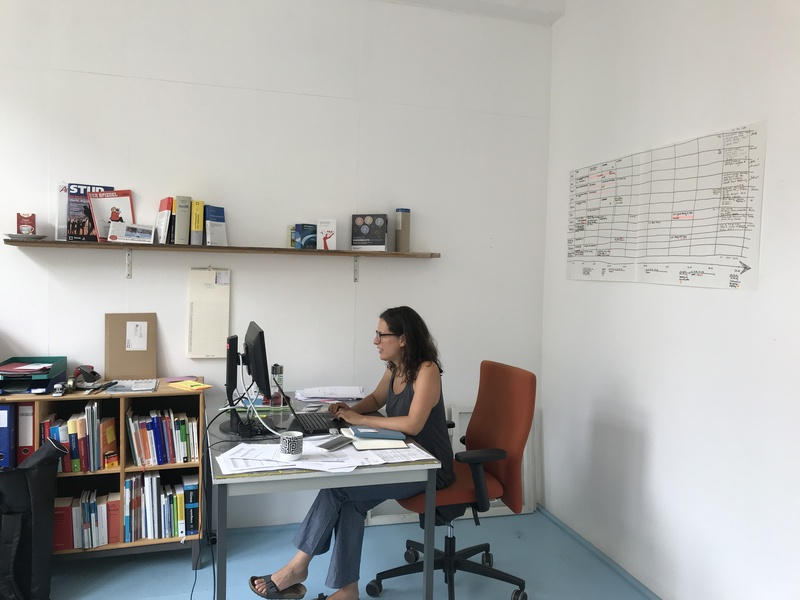 OFFICE FOR RENT - 20 SQUARE METERS - 15. JULY BIS 30. AUGUST