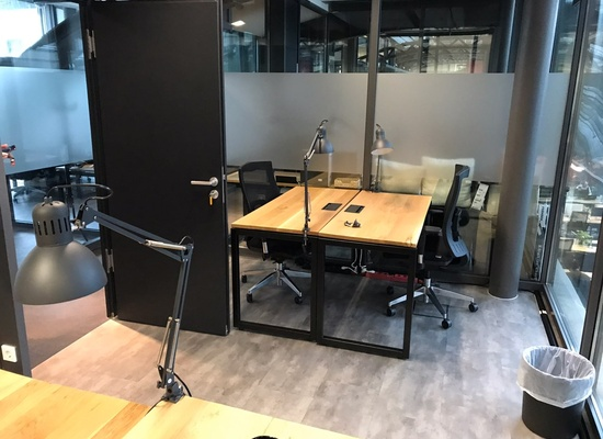 2 Private Offices at rent24 Coworking Space in Berlin-Mitte