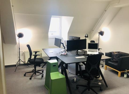 Drei verbundene Büroräume zur Untermiete, nahe Alexanderplatz