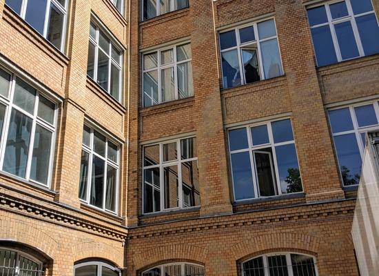 Kreuzberg - Moritzplatz - Altbau