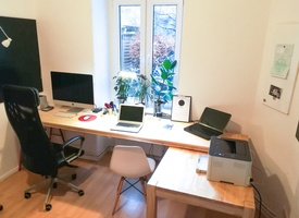 Quiet home office space in Mitte, near Torstrasse / Friedrichstrasse