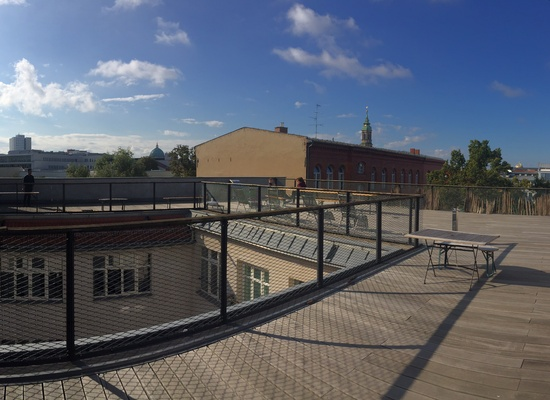 Beautiful Office space for <20 people // Rooftop terrace !