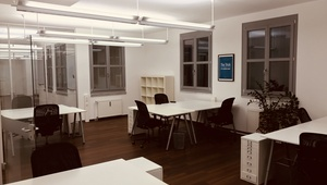 Coworking / Arbeitsplätze in Berlin-Mitte, nähe Checkpoint Charlie, Axel-Springer und Rocket Tower