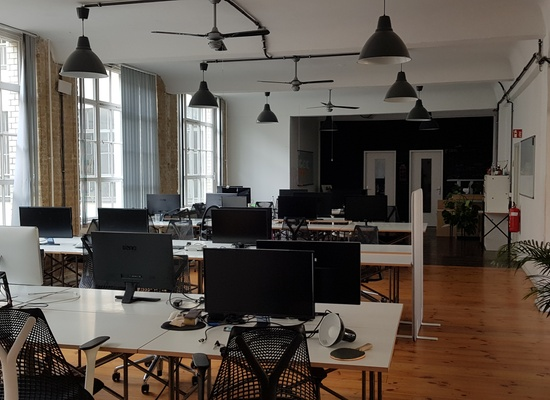 Offices Paul-Lincke-Ufer (280 & 350sqm, furnished if desired)