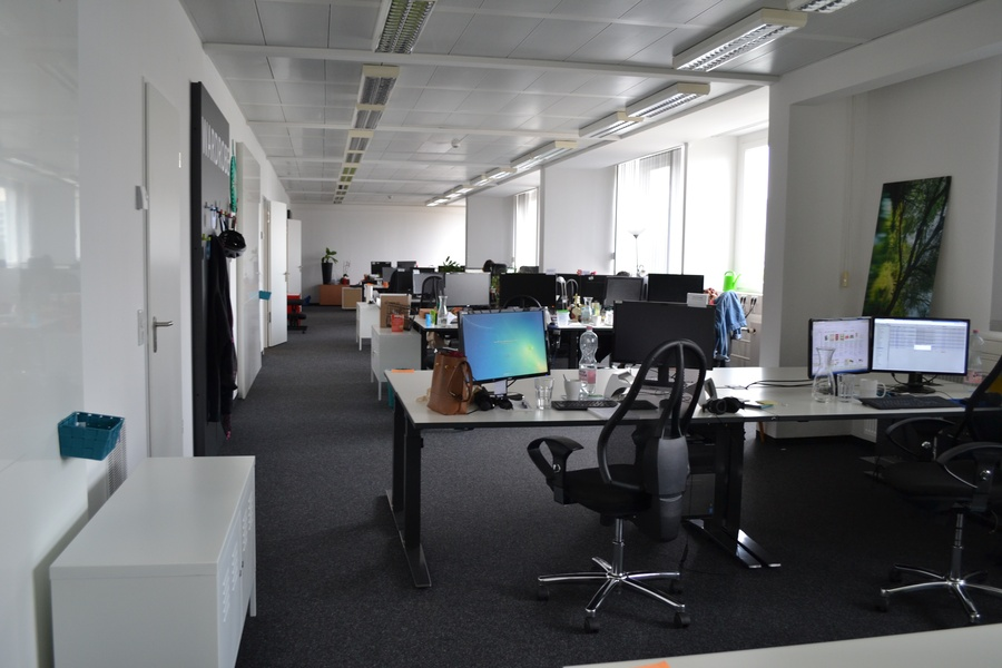 198 m² office room at Alexanderplatz