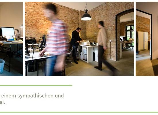 60m2 office in the heart of Kreuzberg