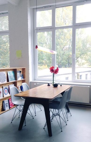 Arbeitsplatz | Elsenstrasse | Berlin Treptow / Neukölln