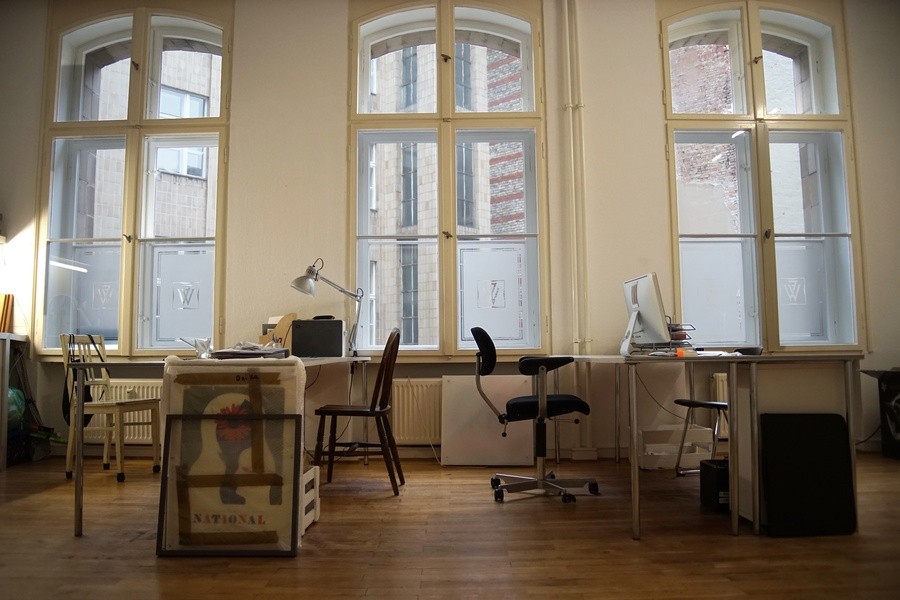 BÜRO, OFFICE, STUDIO SPACE IN 10997 KREUZBERG