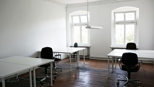 2 team rooms available in coworking space on the Maybachufer