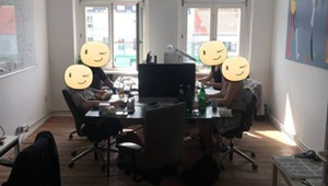 office space for 15 people in the heart of Prenzlauer Berg