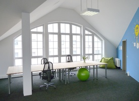 Shared Office in special Atmosphere