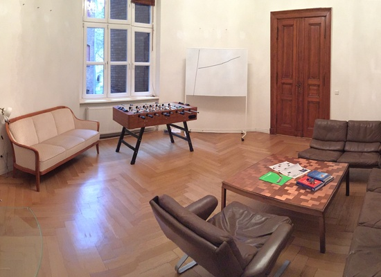 Awesome office rooms with meeting room in the heart of Berlin