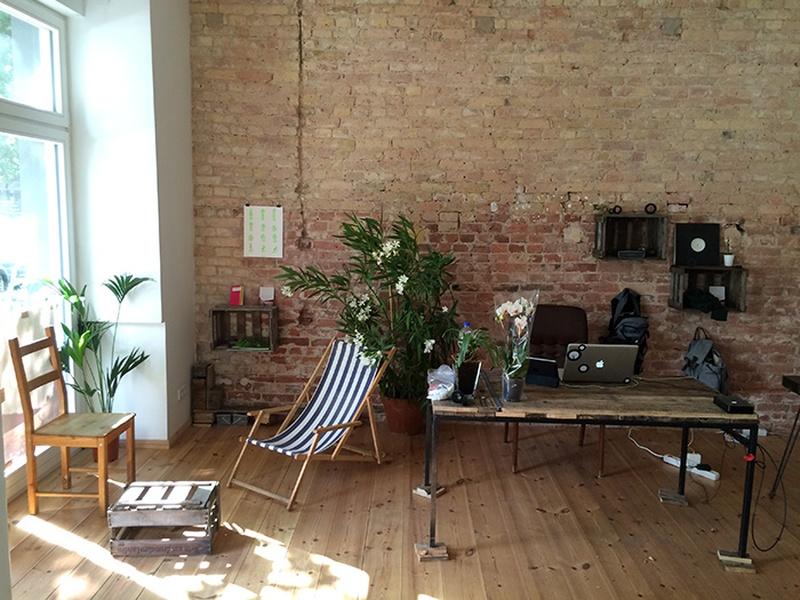 Beautiful Coworking Space In Berlin Friedrichshain