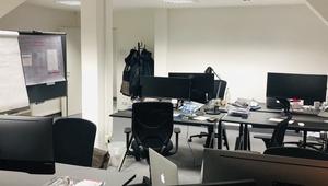 Ruhig UND zentral gelegene Büroflächen, direkt am Volkspark Friedrichshain, bis zu 500qm