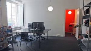 Prenzlauer Berg / Ruhiger Arbeitsplatz in Bürogemeinschaft