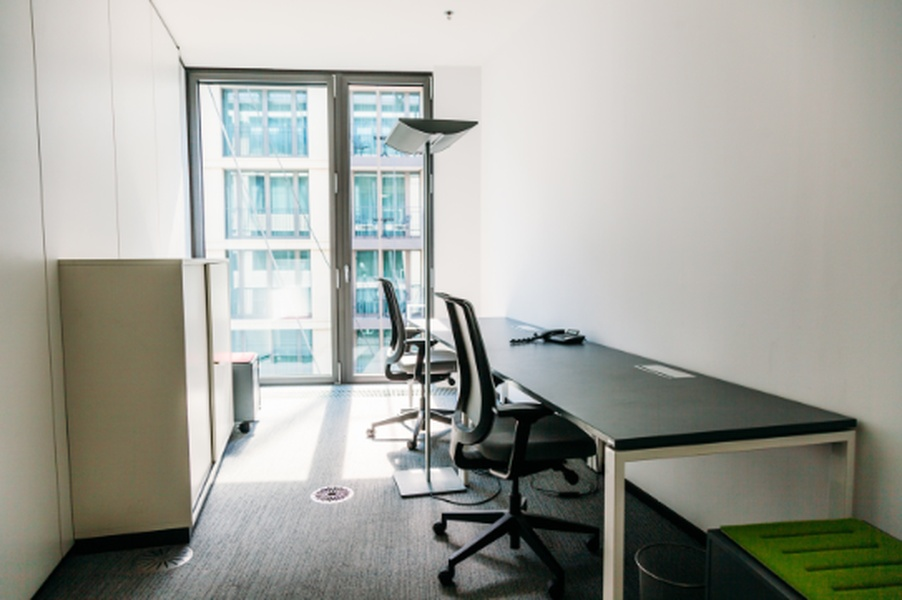 1 small office near Alexanderplatz for up to 3 people at TechCode Berlin available from NOW on